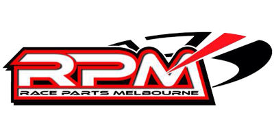 Race Parts Melbourne Retina Logo